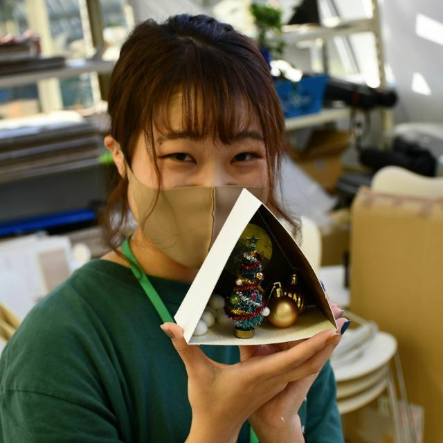 中央工学校OSAKA 【インテリアデザイン科】オープンキャンパス3