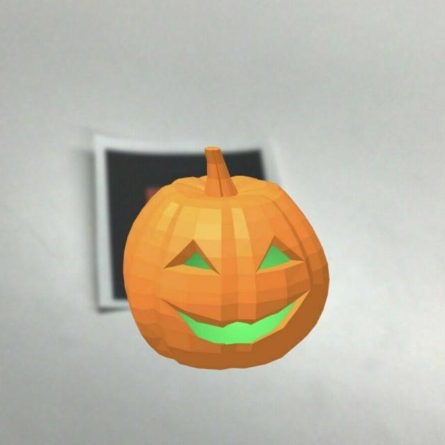 YIC情報ビジネス専門学校 【予約フォーム】ハロウィンAR体験!(情報系)1