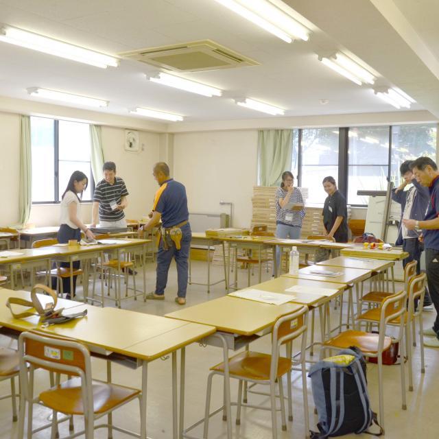 日本ガーデンデザイン専門学校 葉っぱの形で覚えよう いろんな樹木の名前1