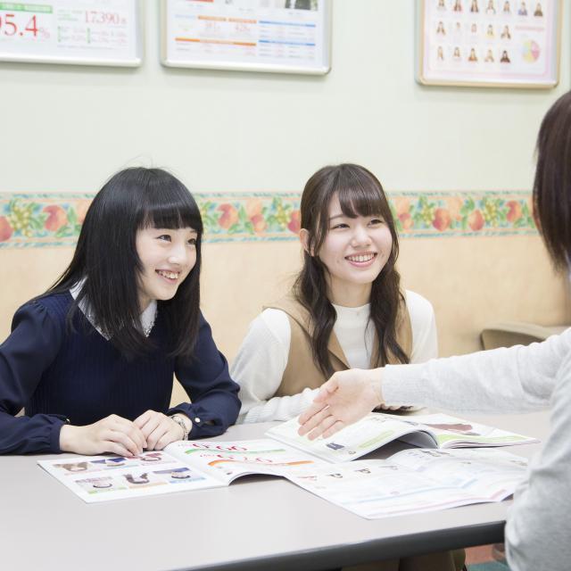 学校見学&進路相談(9月)