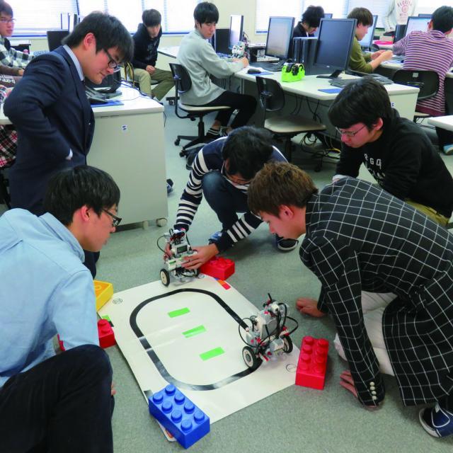 山口コアカレッジ 3Dゲームやプログラミング体験!(予約可)2