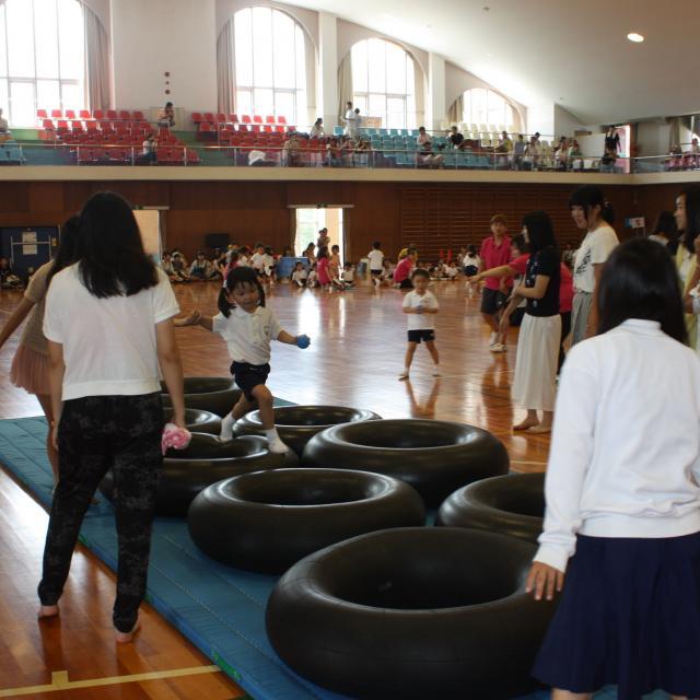 岡崎女子大学 7/8 Open Campus 岡崎女子大学・岡崎女子短期大学2