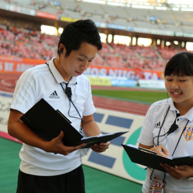 JAPANサッカーカレッジ 学校説明会@松本1
