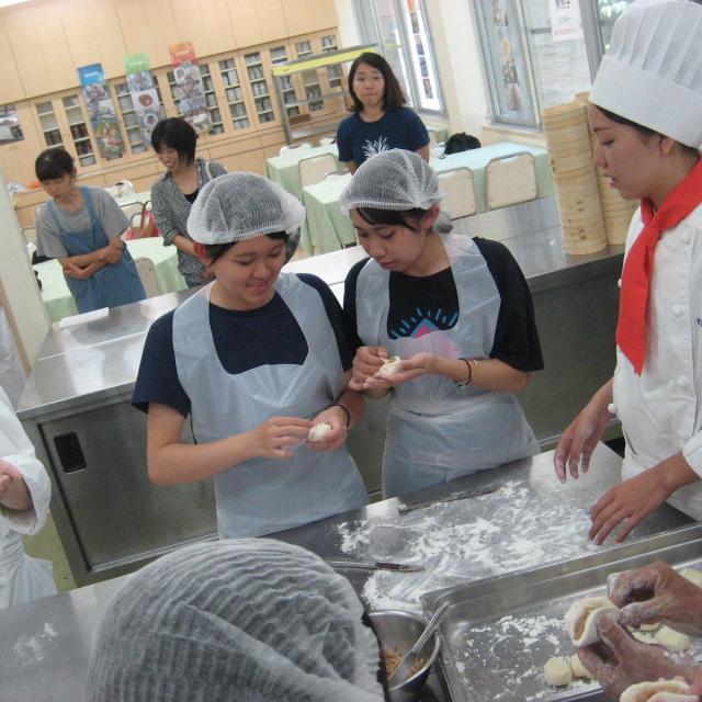 【食物栄養学科】オープンキャンパス