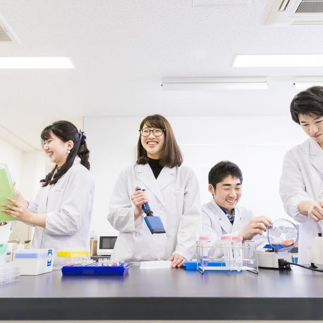 東京聖栄大学 入試説明会1