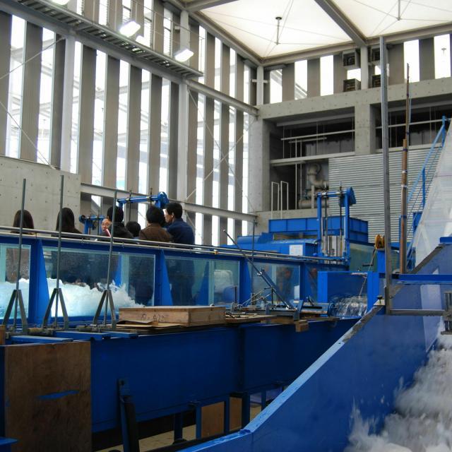 日本大学 【理工学部】オープンキャンパス船橋キャンパスウォッチング2