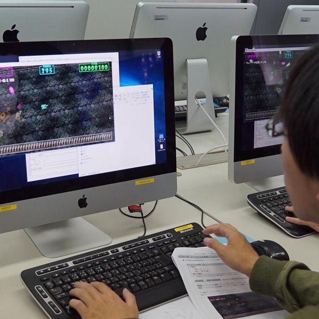 吉田学園情報ビジネス専門学校 【ゲームスペシャリスト学科】オープンキャンパス4