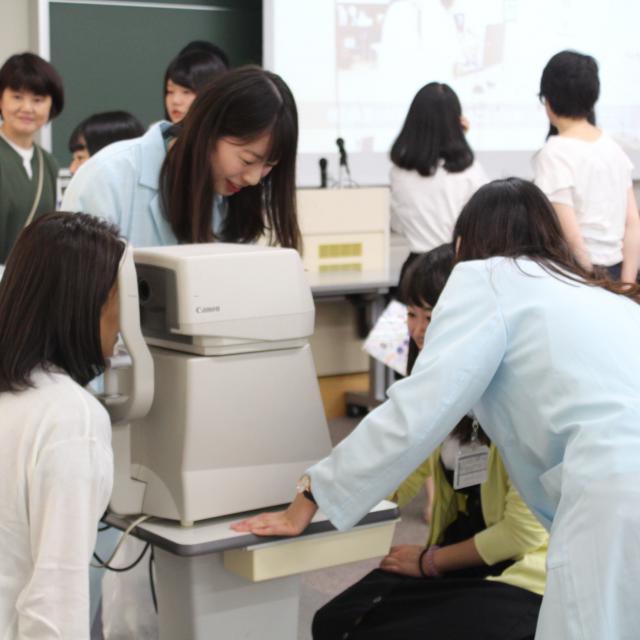 帝京大学 オープンキャンパス2019【板橋キャンパス】4