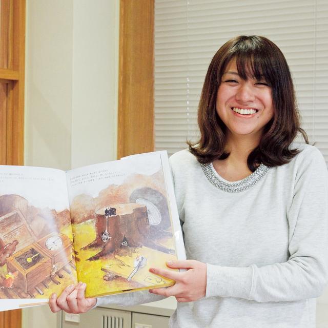 大阪保育福祉専門学校 体験授業「動物になって遊ぼう♪」1