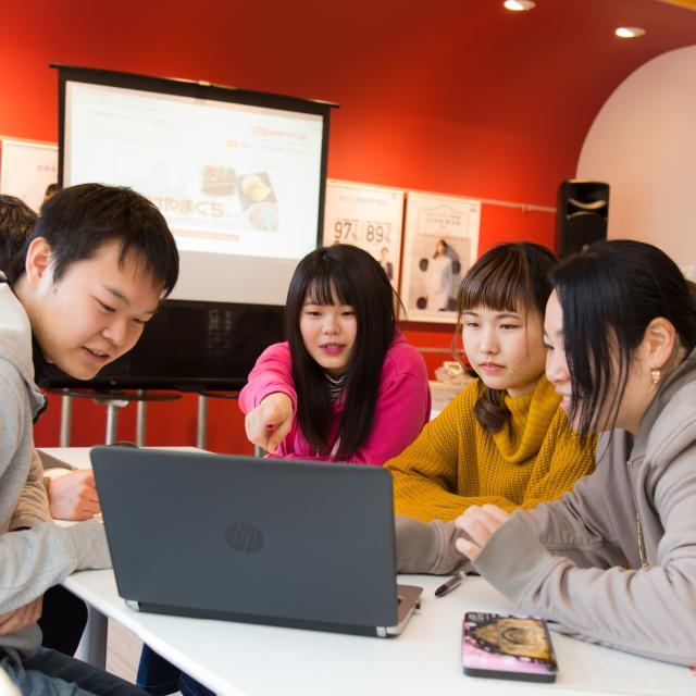 YICビジネスアート専門学校 3/26(火)【Web】Webデザイン体験1