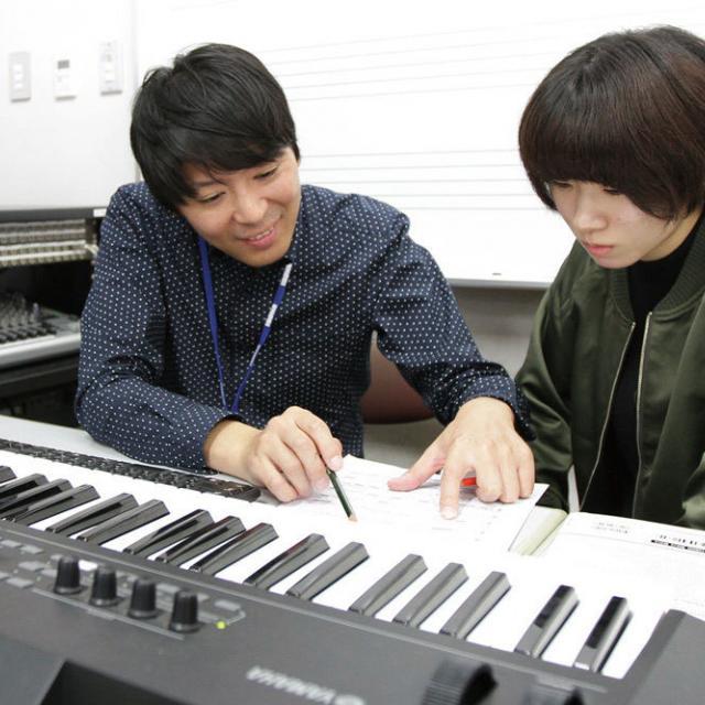 尚美ミュージックカレッジ専門学校 DTM/DAW/ソングライティング/DJ/作曲入門講座を受けてみよう!1
