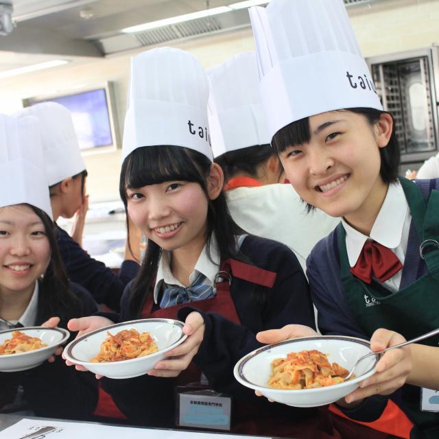 京都調理師専門学校 オープンキャンパス☆HAPPY!ライブ☆2