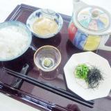 胡麻の風味が美味しい!鯛茶漬けを作ろう☆の詳細