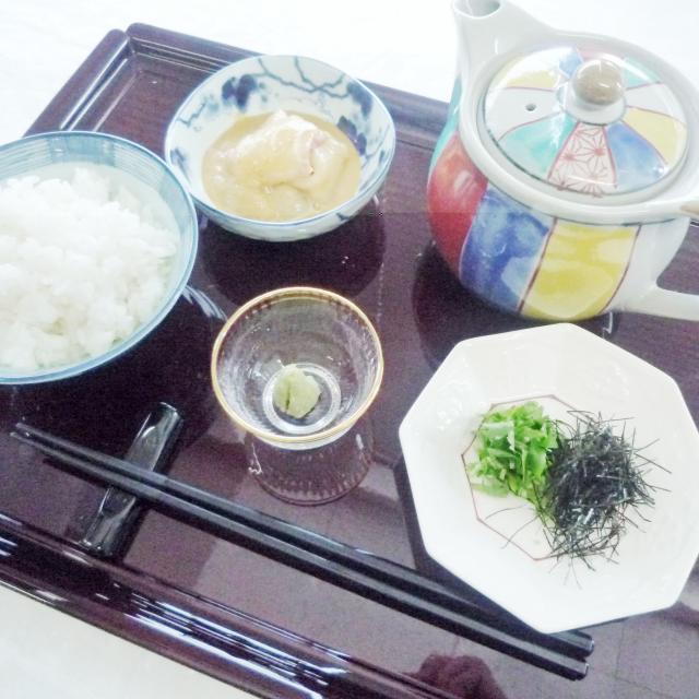 専門学校岡山ビジネスカレッジ 胡麻の風味が美味しい!鯛茶漬けを作ろう☆1