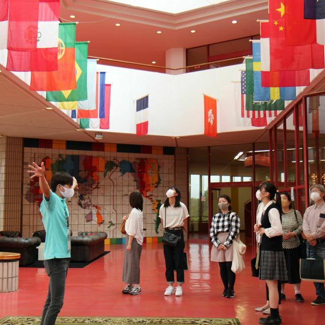 名古屋商科大学 《日進キャンパス》OPEN CAMPUS '20214