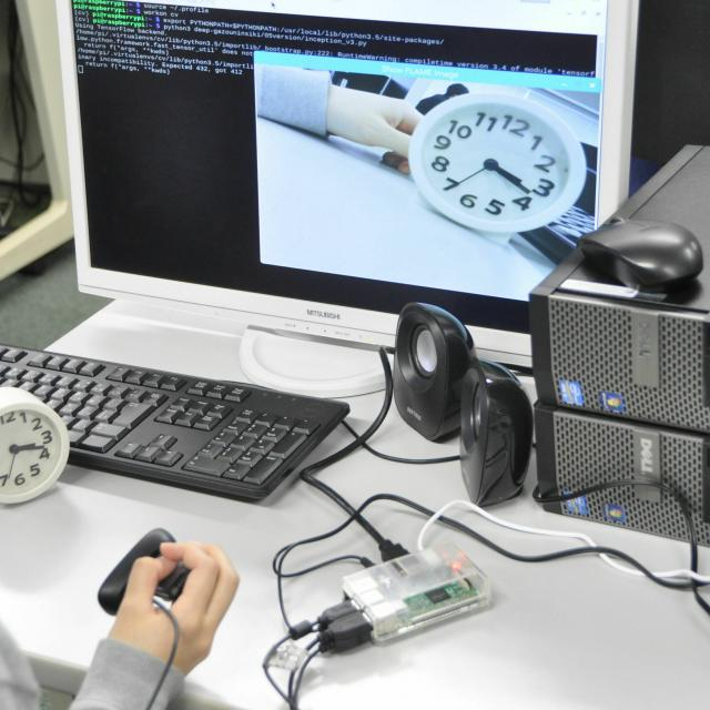 広島情報専門学校 来校型【AI】人工知能ってどうやって作られているの?3