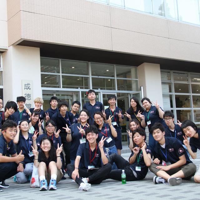 同朋大学 同朋大学 オープンキャンパス3