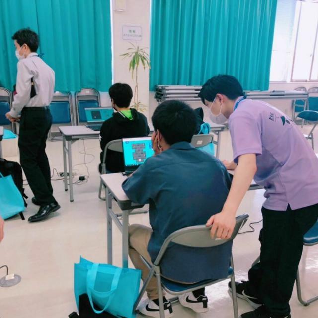 国際電子ビジネス専門学校 スペシャルオープンキャンパス(未来に向けて知る・体験・発見)2
