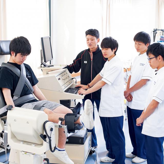 広島医療保健専門学校 オープンキャンパス1