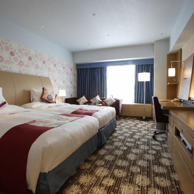 大阪ウェディング&ホテル・観光専門学校 世界的ブランドホテル見学ツアー!inリーガロイヤルホテル2