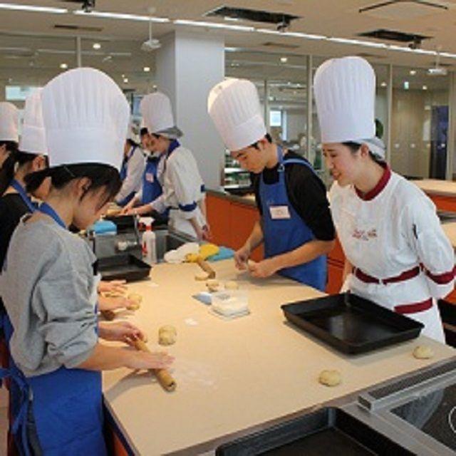 国際フード製菓専門学校 ☆SEISHINの体験入学1
