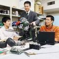 【機械】材料・流体・熱を学びロボットなどの機械エンジニアに