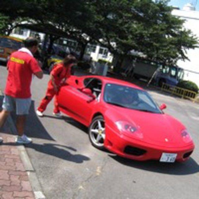 中日本自動車短期大学 クルマ好き集合!とことんクルマに触れるオープンキャンパス!4