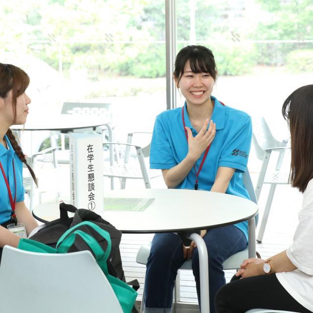 昭和薬科大学 オープンキャンパス4