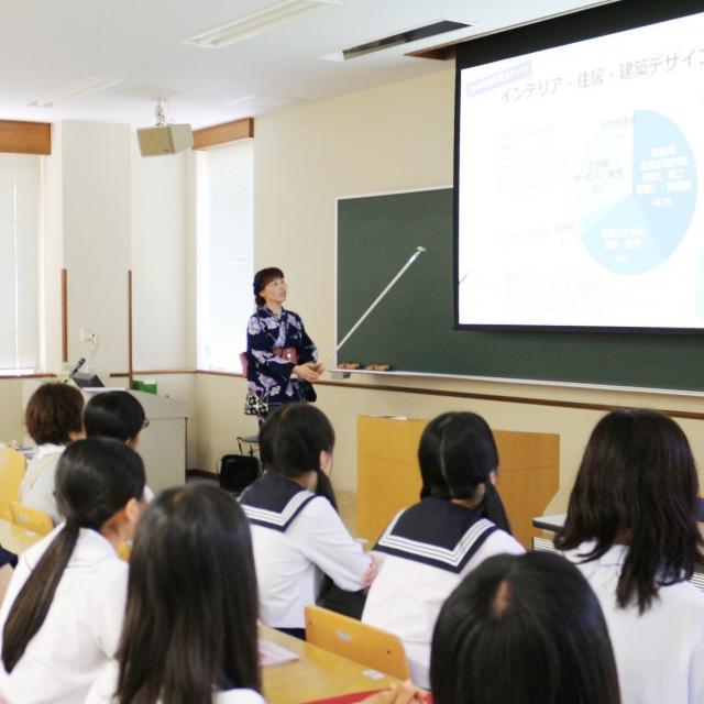 広島女学院大学 夏のオープンキャンパス1