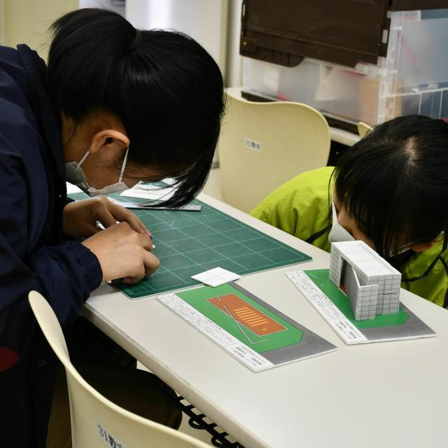 中央工学校OSAKA 【建築学科】オープンキャンパス1
