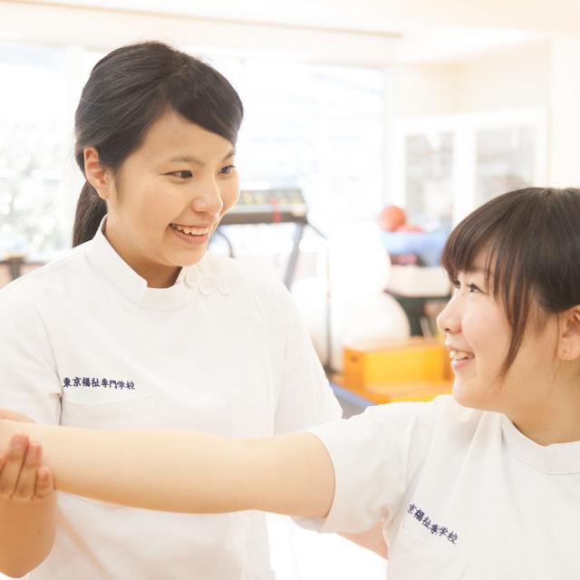 姫路医療専門学校 【作業療法士】介護予防を体験してみよう♪1
