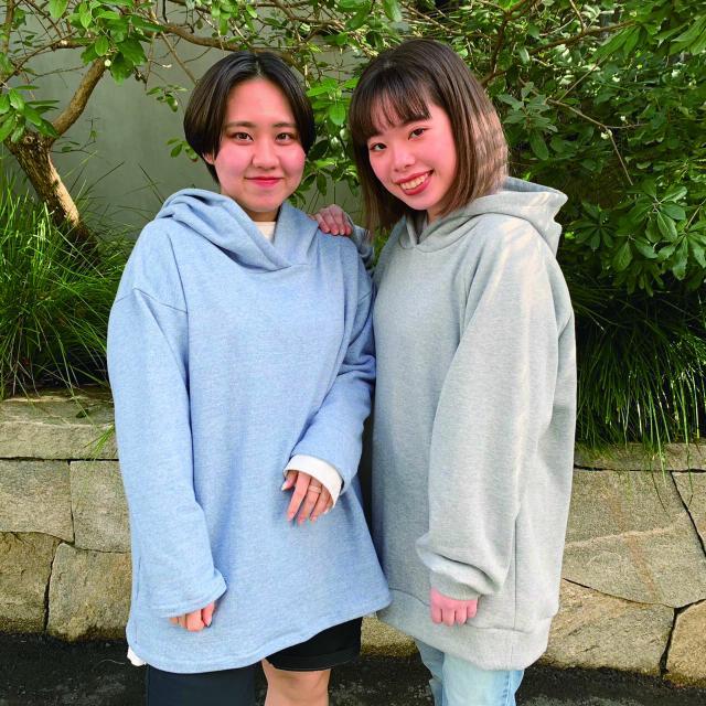 渋谷ファッション&アート専門学校 【1日コース】学校説明+体験実習(パーカー)1