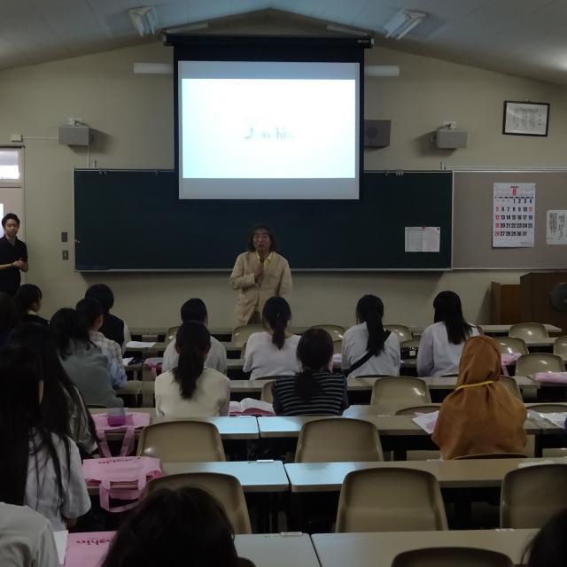 埼玉純真短期大学 8月3日&4日オープンキャンパス3
