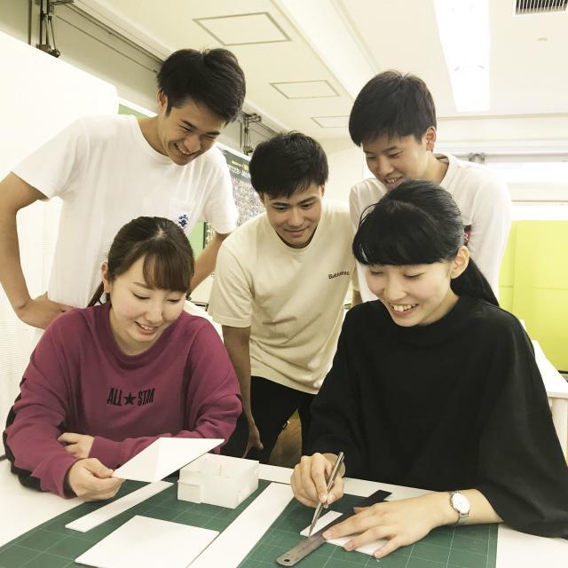 東京日建工科専門学校 建築・インテリア・大工の世界を知ろう!楽しい体験授業あり!1