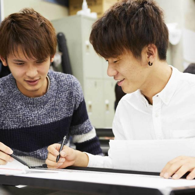 青山製図専門学校 先生や先輩と話せる!昼の体験入学!!1