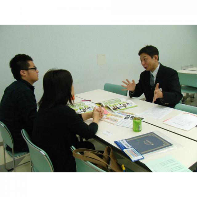 仙台大原簿記情報公務員専門学校 個別相談会1