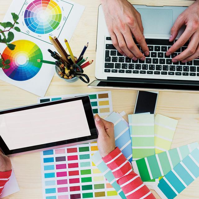 大阪ビジネスカレッジ専門学校 カラーマーケティング~ビジネスで役立つ色の知識~1
