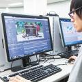 穴吹デザイン専門学校 CG・ゲーム学科 Open Campus