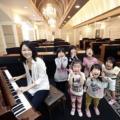 大阪健康ほいく専門学校 初心者ピアノ体験