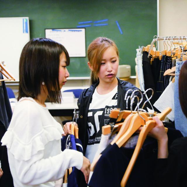 名古屋ファッション専門学校 3月 オープンキャンパス『体験入学』2