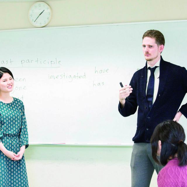 早稲田外語専門学校 10月23日(土)学校説明会(学校で開催)2