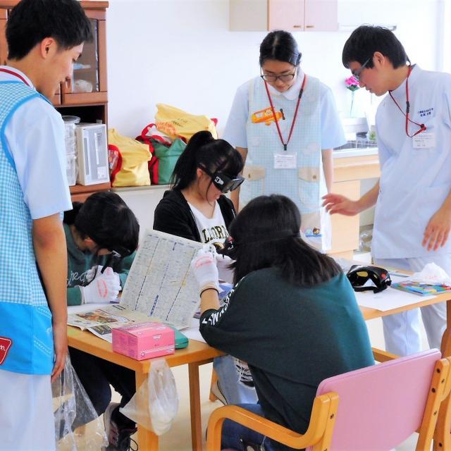 人間総合科学大学 看護学科 オープンキャンパス20193