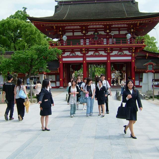 西鉄国際ビジネスカレッジ 業界で活躍する現役旅行スタッフ集結!観光科卒業生SP3