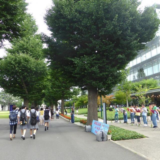 相模女子大学 オープンキャンパス1