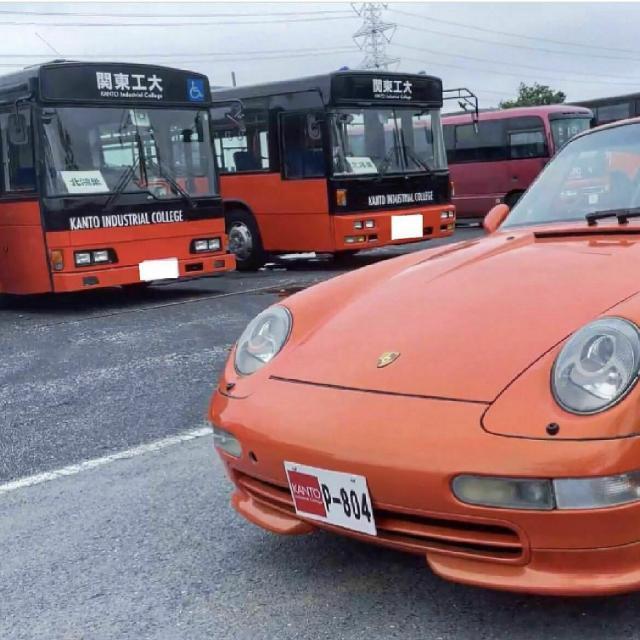 関東工業自動車大学校 【車の同乗体験】GTR,ポルシェなど普段乗れない車に乗れる!2