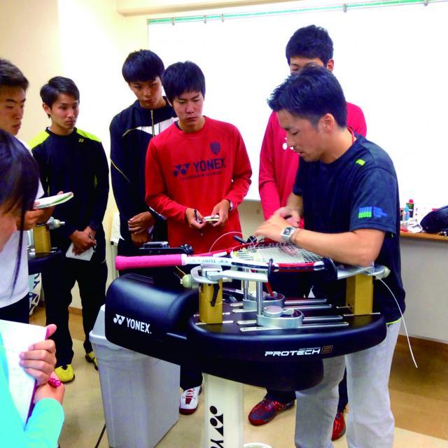 東京リゾート&スポーツ専門学校 ★オープンキャンパスーテニス体験★1