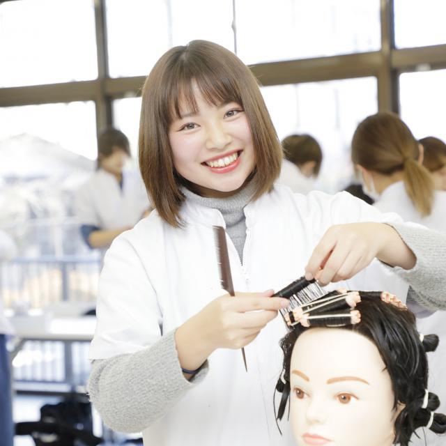 専門学校東萌ビューティーカレッジ サイタマニアによるヘアショー2