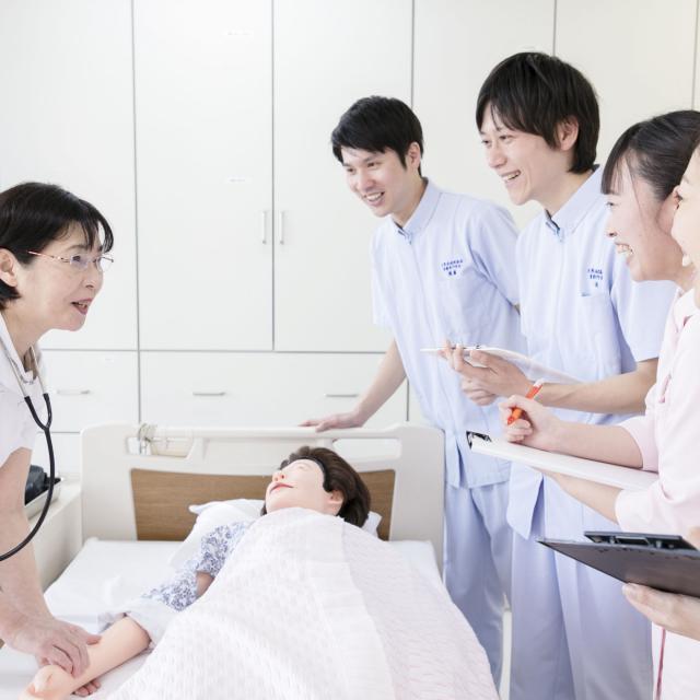 大阪府病院協会看護専門学校 第2回オープンキャンパス2