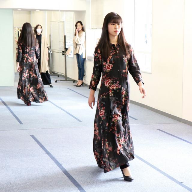 専門学校 九州スクール・オブ・ビジネス 9月の体験入学(メイク/エステ/モデルなど)4