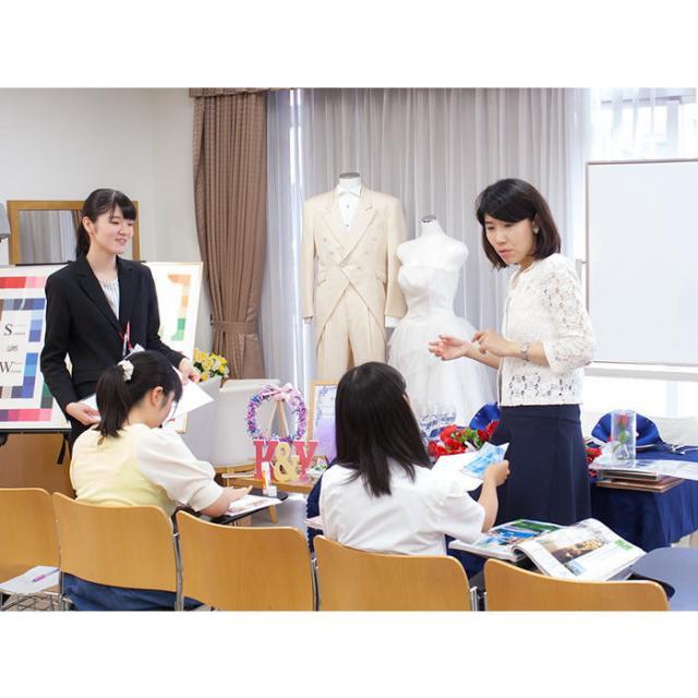 日本外国語専門学校 ブライダル説明会 / ブライダルフェア★2